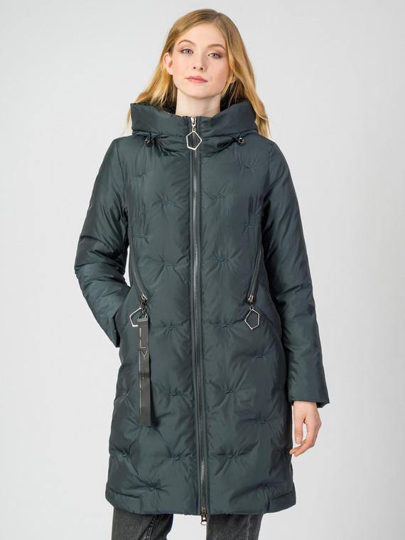 Пуховик текстиль, цвет темно-серый, арт. 30006228  - цена 7990 руб.  - магазин TOTOGROUP