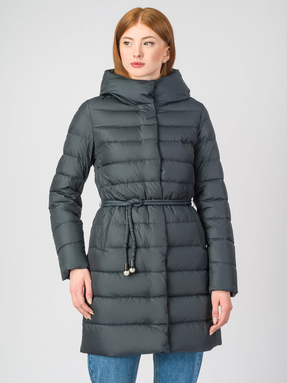 Пуховик текстиль, цвет светло-коричневый, арт. 30006235  - цена 6990 руб.  - магазин TOTOGROUP