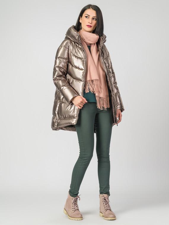 Пуховик текстиль, цвет темно-серый, арт. 30006448  - цена 7490 руб.  - магазин TOTOGROUP