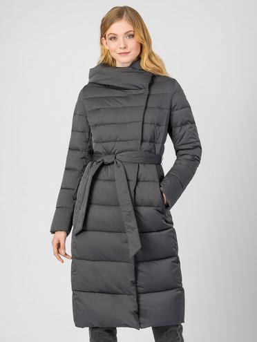 Пуховик текстиль, цвет темно-серый, арт. 30006453  - цена 4990 руб.  - магазин TOTOGROUP