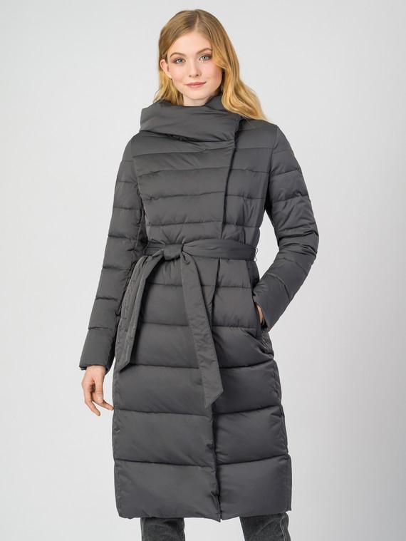 Пуховик текстиль, цвет темно-серый, арт. 30006453  - цена 5290 руб.  - магазин TOTOGROUP