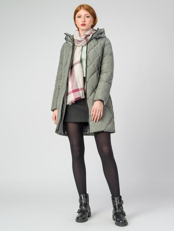 Пуховик текстиль, цвет светло-серый, арт. 30006483  - цена 5590 руб.  - магазин TOTOGROUP