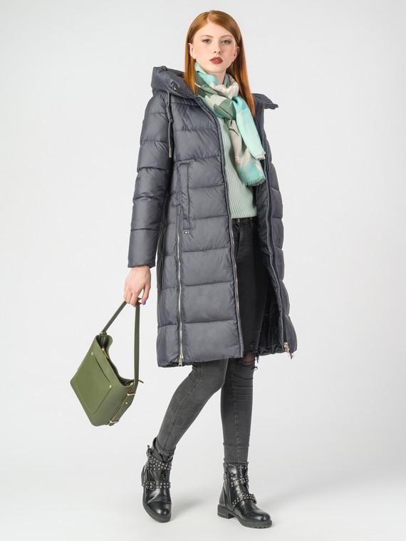 Пуховик текстиль, цвет темно-серый, арт. 30006520  - цена 6990 руб.  - магазин TOTOGROUP