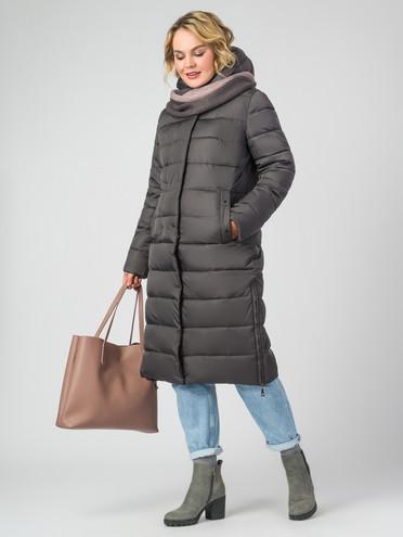 Пуховик текстиль, цвет коричневый, арт. 30006547  - цена 5590 руб.  - магазин TOTOGROUP