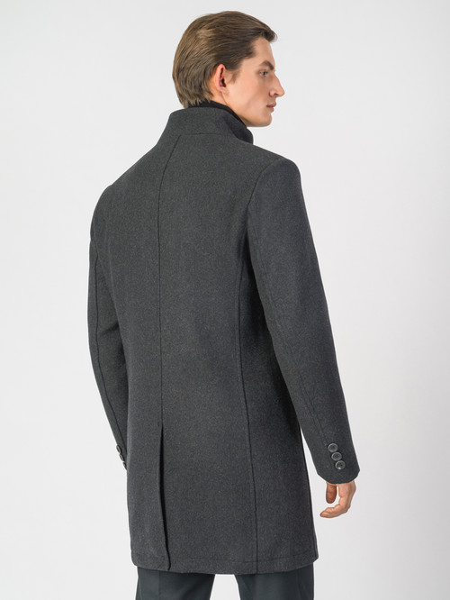 Текстильное пальто артикул 30007029/46 - фото 3