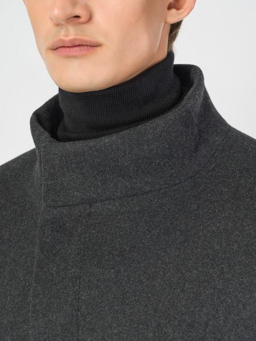 Текстильное пальто артикул 30007029/46 - фото 4