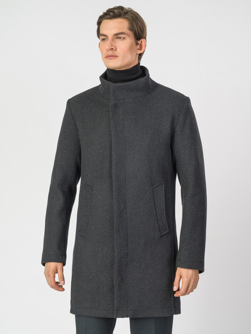 Текстильное пальто артикул 30007029/46