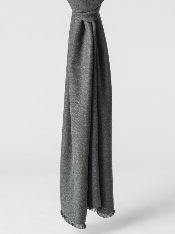 Шарф 100% кашемир, цвет темно-серый, арт. 30007160  - цена 1130 руб.  - магазин TOTOGROUP