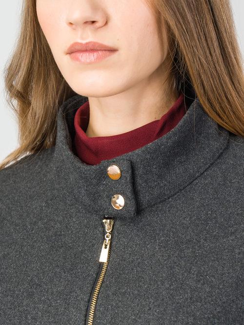 Текстильная куртка артикул 30108106/40 - фото 4
