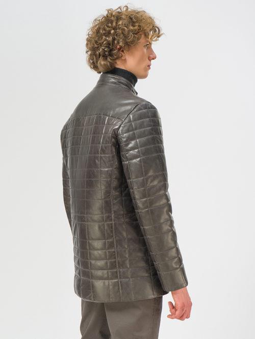 Кожаная куртка артикул 30109538/48 - фото 3