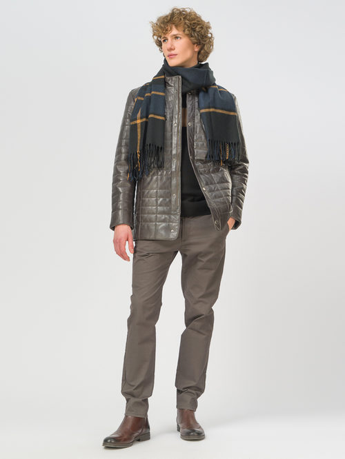 Кожаная куртка артикул 30109538/48