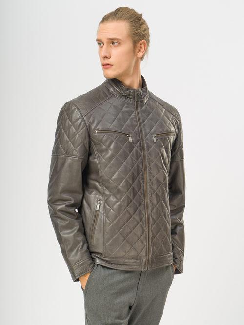 Кожаная куртка артикул 30109541/48