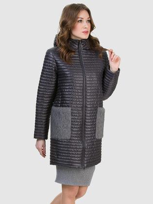 Ветровка текстиль, цвет темно-серый, арт. 30700349  - цена 8490 руб.  - магазин TOTOGROUP