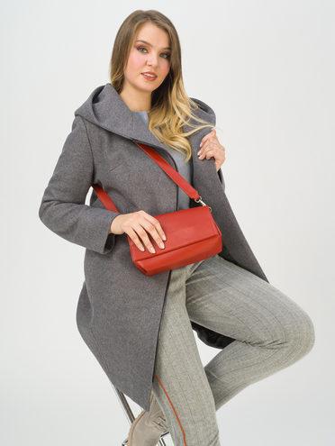 Текстильное пальто 65% хлопок , 35% полиэстер, цвет темно-серый, арт. 30711426  - цена 7990 руб.  - магазин TOTOGROUP