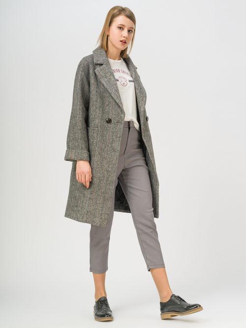 Текстильное пальто артикул 30809971/42