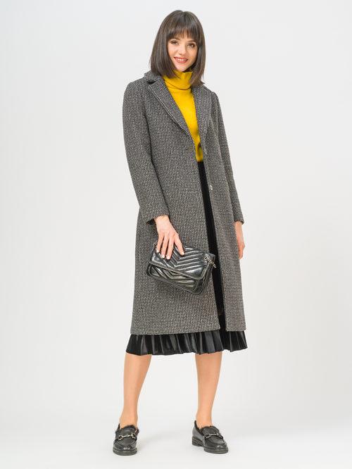 Текстильное пальто артикул 30810107/40 - фото 2