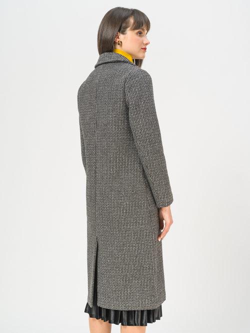 Текстильное пальто артикул 30810107/40 - фото 3