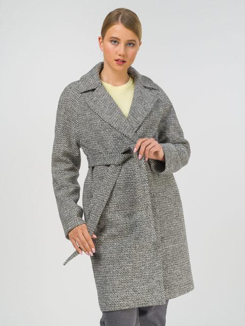 Текстильное пальто артикул 30810663/42 - фото 2
