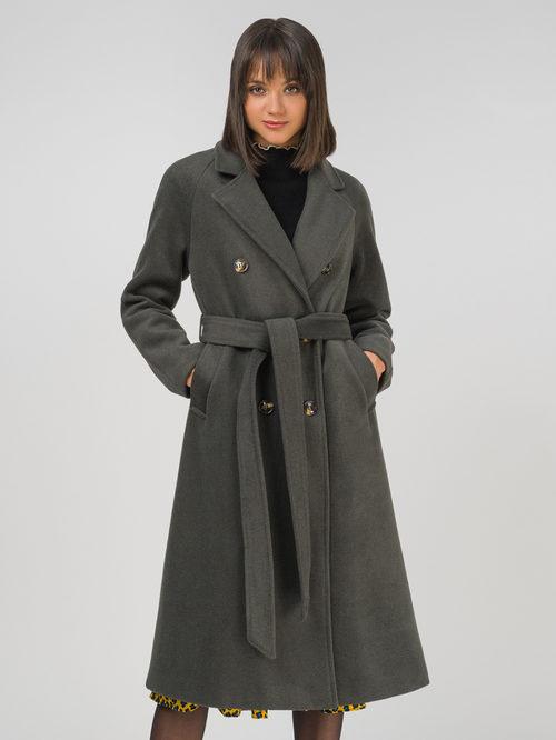 Текстильное пальто артикул 30810742/48