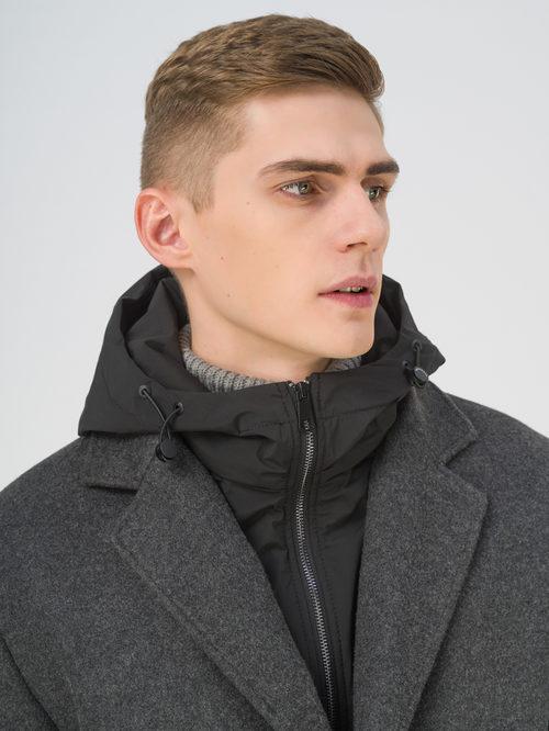 Текстильное пальто артикул 30810952/54 - фото 3