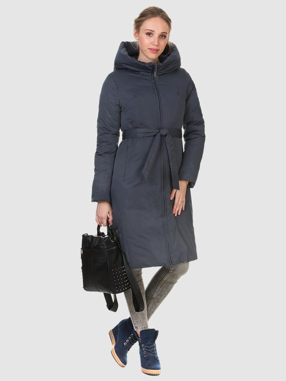 Пуховик текстиль, цвет темно-серый, арт. 30902830  - цена 6630 руб.  - магазин TOTOGROUP