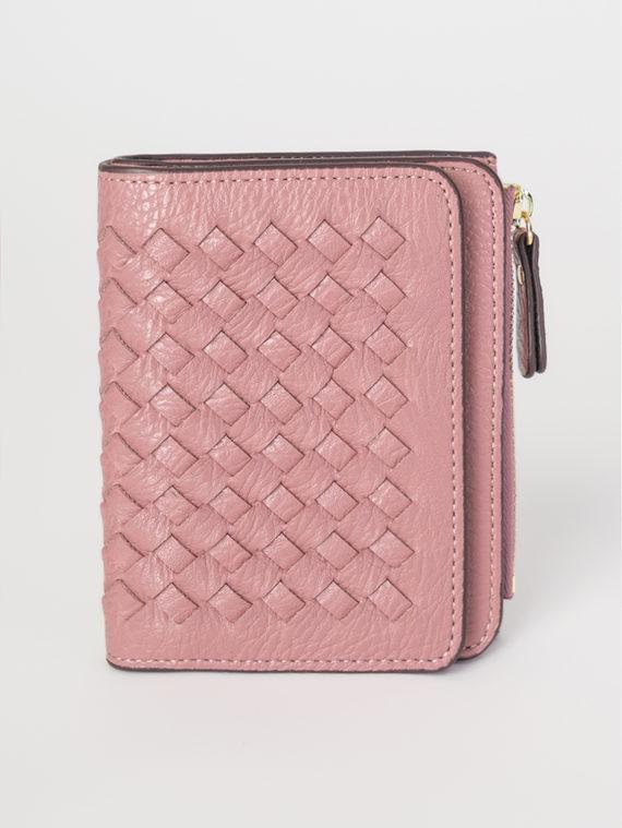 Кошелек эко-кожа флоттер, цвет розовый, арт. 31108259  - цена 990 руб.  - магазин TOTOGROUP