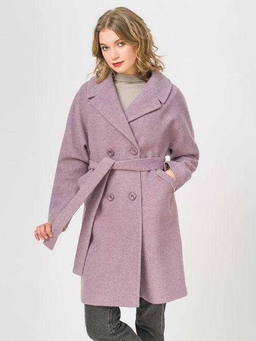 Текстильное пальто артикул 31809322/50 - фото 2