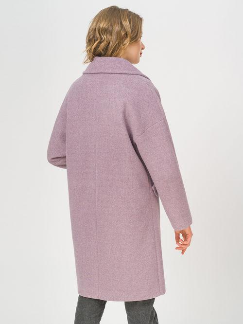 Текстильное пальто артикул 31809322/50 - фото 3