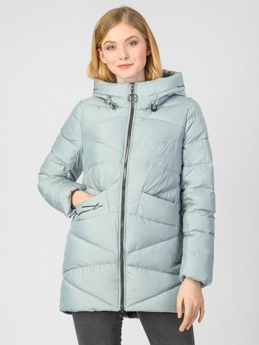 Пуховик текстиль, цвет светло-зеленый, арт. 32006230  - цена 6630 руб.  - магазин TOTOGROUP