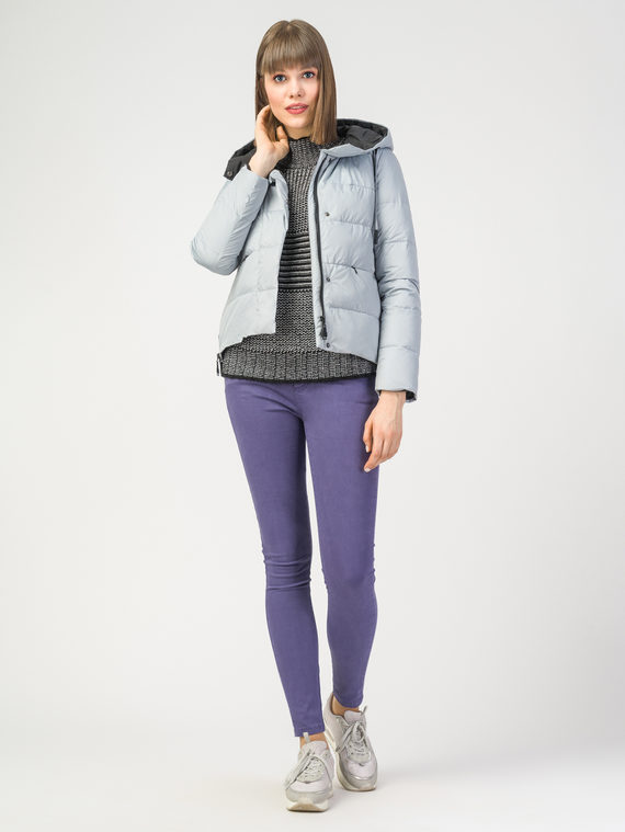Ветровка текстиль, цвет светло-серый, арт. 32107930  - цена 4740 руб.  - магазин TOTOGROUP