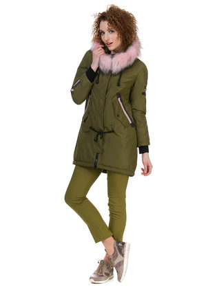 Ветровка текстиль, цвет болотный, арт. 32700355  - цена 6490 руб.  - магазин TOTOGROUP