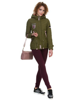 Ветровка текстиль, цвет светло-зеленый, арт. 32700357  - цена 5490 руб.  - магазин TOTOGROUP