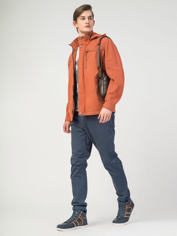 Ветровка 100% хлопок, цвет рыжий, арт. 33108212  - цена 5890 руб.  - магазин TOTOGROUP