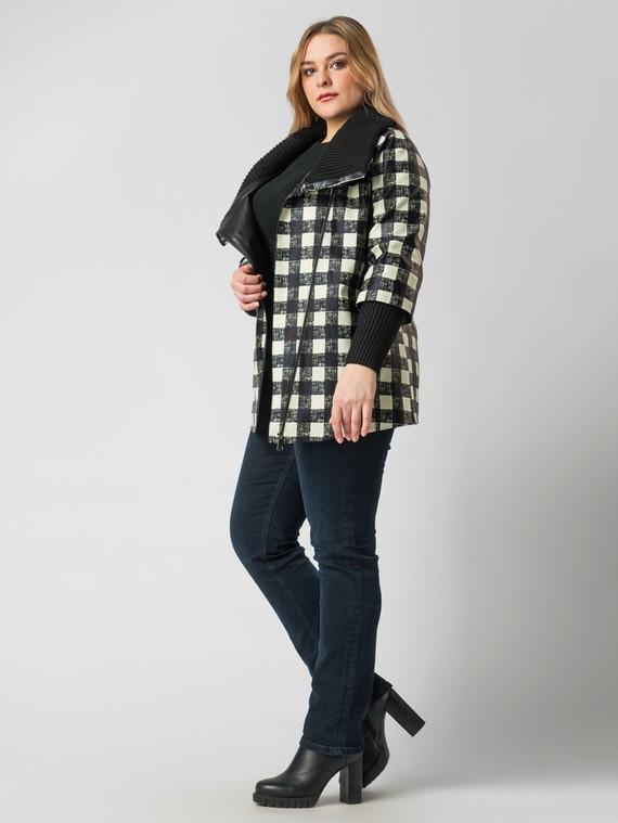 Кожаная куртка эко-кожа 100% П/А, цвет микс, арт. 34005930  - цена 5290 руб.  - магазин TOTOGROUP