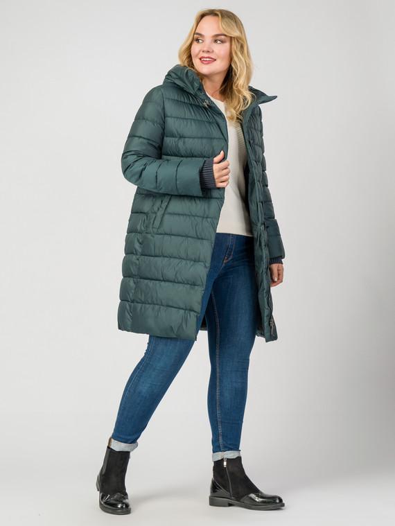 Купить женский пуховик большого размера недорого - зимние женские ... 861cd9e7fe9