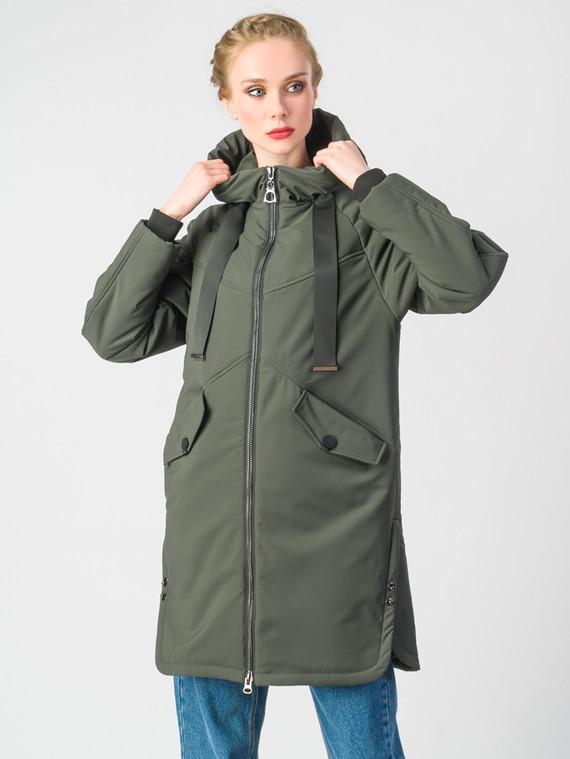 Пуховик текстиль, цвет зеленый, арт. 35006487  - цена 6990 руб.  - магазин TOTOGROUP