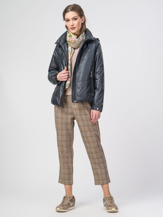 Ветровка текстиль, цвет темно-синий, арт. 35108043  - цена 4490 руб.  - магазин TOTOGROUP