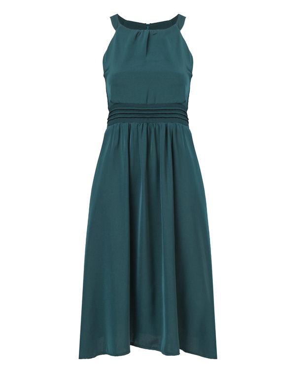 Платье , цвет темно-зеленый, арт. 35810554  - цена 1130 руб.  - магазин TOTOGROUP