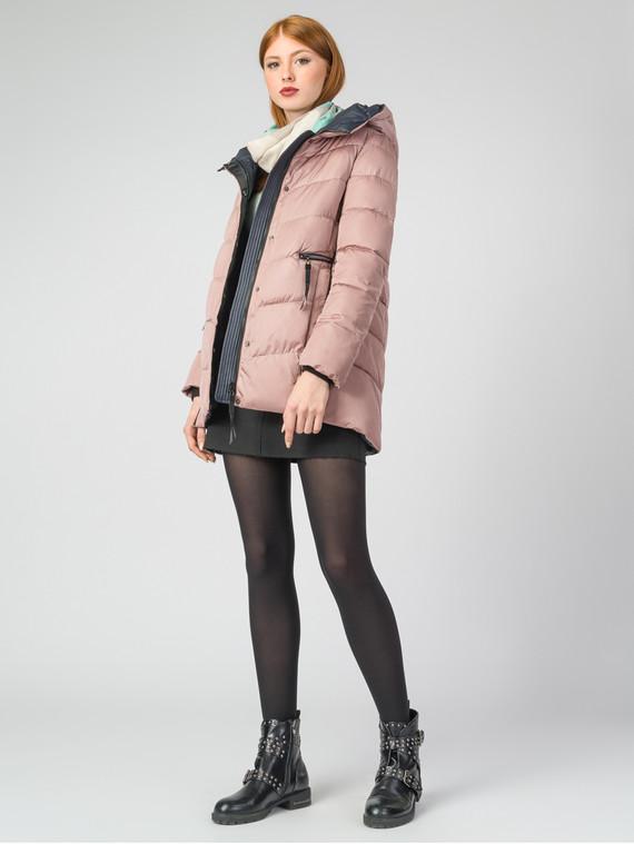 Пуховик текстиль, цвет розовый, арт. 36006257  - цена 5290 руб.  - магазин TOTOGROUP