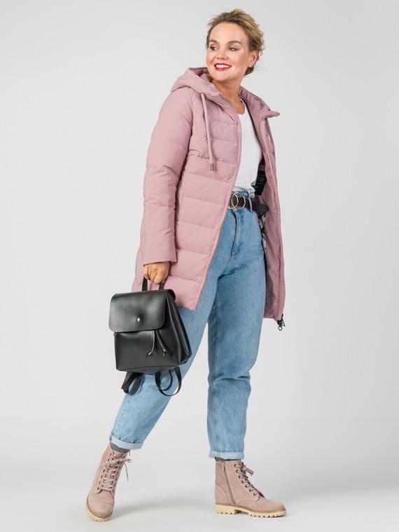 Пуховик текстиль, цвет розовый, арт. 36006488  - цена 4740 руб.  - магазин TOTOGROUP