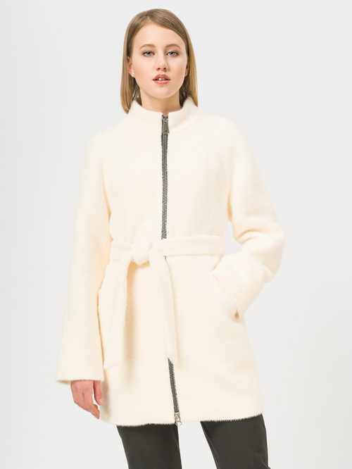 Текстильное пальто артикул 36809281/48 - фото 2