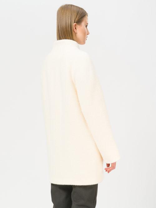 Текстильное пальто артикул 36809281/48 - фото 3